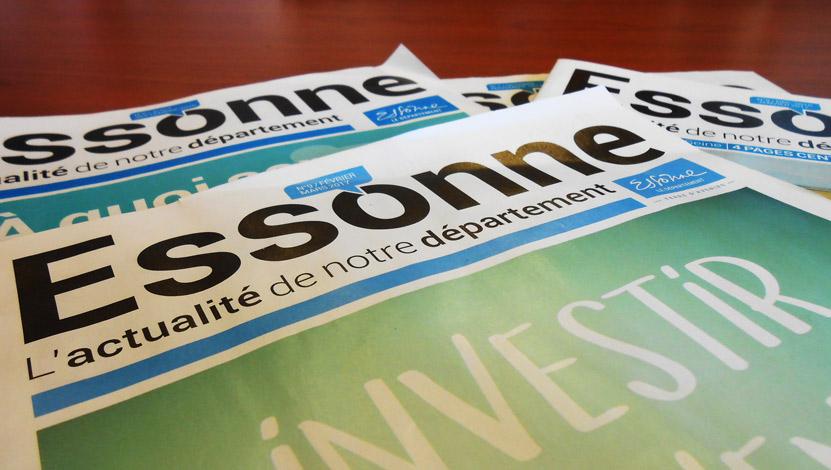 Le Mag de l'Essonne